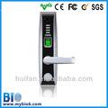 Hf-la401 oled fingerprint+rfid karte sicherheits-tür-verriegelung für Bank, Wohnung, Büro