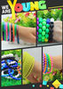 2014 neon colorful silicone beads for jewelry