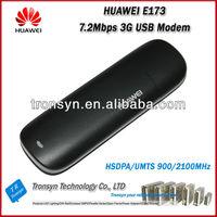 New Original HSDPA 7.2Mbps Unlock HUAWEI E173 USB Modem And 3G USB Dongles