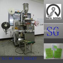 kraft paper tea bag packing machine