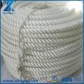 3- giro cadena de cuerda de nylon/de nylon cuerda de seguridad