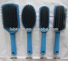 hair brushes wholesale plastic cushion hair brush