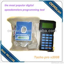 2013 hot selling digital speedometers programming tool TACHO Pro V2008 odemeter setting wholesale