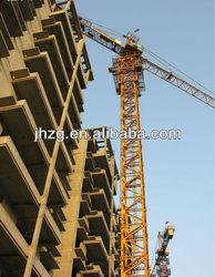 manufacturer telescopic cranes QTZ 63 (5610) tower crane