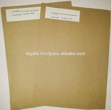 fluting and testliner paper for corrugated boxes