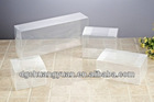 hotsale transparent clear plastic pvc box for various kinds of packages