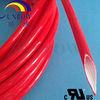 Flame Retardant Red Fiberglass High Temperature Silicone Tubing