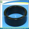 cnc precision lathe black anodizing part