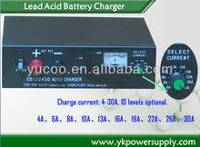 High Quality Sealed Lead Acid battery 12v 30Ah for LED light/Emergency light
