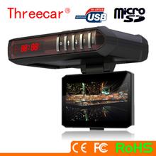 Security 3 in 1 Hot sell Strelka-ST Car black box radar detectors china