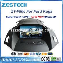 ZESTECH FACTORY 8inch Car radio audio autoradio Multimedia For Ford Kuga 2013 Car radio audio autoradio Multimedia