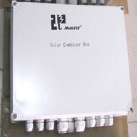 Junction Box in Solar Power System