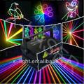 3 W RGB full color Animation mini holographique projecteur