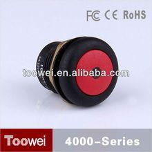 CE,IP67,RoHS self lock push button switch