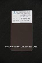 UV Resistance Metallic Brown Shiny Gold Effect Powder Paint