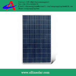 High efficiency hot sale 260w cheap poly solar module