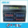 HRC44167 Hitec X4 AC Plus Four-Channel AC/DC Multi-Charger (6S/6A/50W x 4)