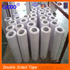Double sided adhesive tape jumbo roll, double sided tissue tape wholesale