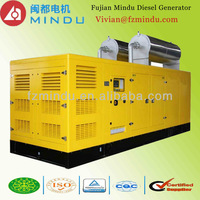 High Performance 350 KVA Silent Diesel Generator