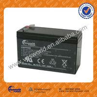 wholesal AGM battery 12V 18AH VRLA Sealed lead acid battery
