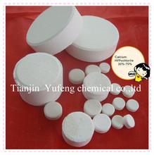 Msds sabão em pó / fábrica / de hipoclorito de cálcio