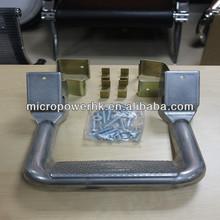 GMC Sierra 2500 3500 Heavy Duty Small Aluminum Side Bars