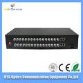 Mejor calidad de 32 canales 1550 opticial transmisor de vídeo