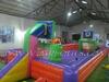 Inflatable Football/Basketball/Soap Football Court A6024