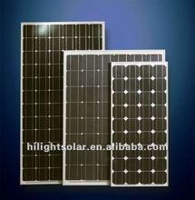 High quality 12V 150W Solar Panels TUV,IEC,CEC,CE,ISO