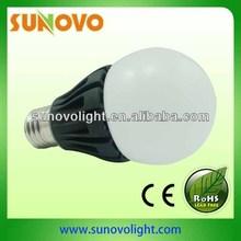 2014 HK lighting fair hotsale led bulb warm white
