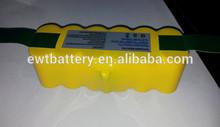 Shenzhen wholesale ni-mh 14.4V 3000mah cordless vacuum cleaner 500 series battery pack