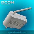 Wifi ethernet puente de red de comunicación de mini plc 200 mbps adaptador de comunicación inalámbrica