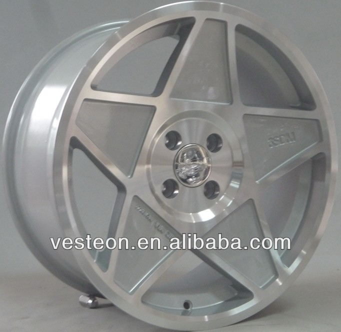 3SDM Wheel TUV, DOT, CE, VIA, JWL