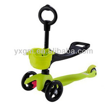 wholesale kids playing mini micro 3 in 1 scooter