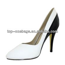 Customized Design PU Women High Heel Shoes Made In China