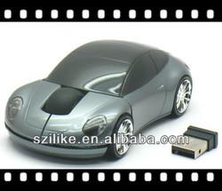 computer mouse car shaped Ferrari Style