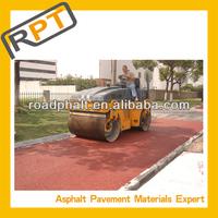 red mixture Asphalt 60/70