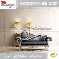 High end solid wood hand carved antique hotel furniture DZ09