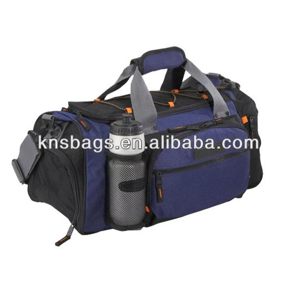 Customized 600d golf travel bag