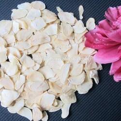 dried garlic flakes braid garlic for sale