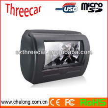 Newest 7 inch headrest touch screen oem dvd monitor