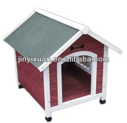 Outdoor Wooden Dog House / Dog Kennel Cage