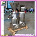 Pequeña de acero inoxidable de maní de procesamiento de pasta de equipo