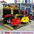 دينامية lcd الكل 42 زوبعة mr-qf380 سباق سباق سيارات لعبة آلة الصانع