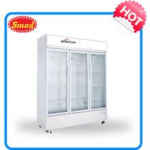 Showcase refrigerator,158L-1000L