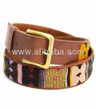 Maasai Beaded Belts