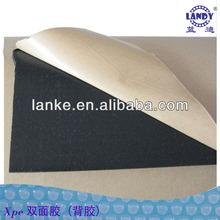 easy installation self adhesive sound insulation foam