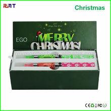 2014 trend latest new e cigarette ego ce4 kit promotion Xmas gift pack