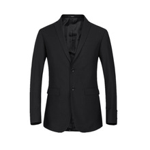 2014 fashion men business suit/Business wear for gentlemen/ black formal clothes
