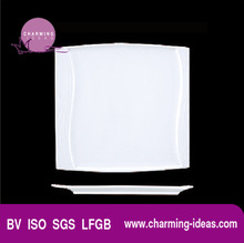 2014 New Products White Porcelain Crockery Tableware